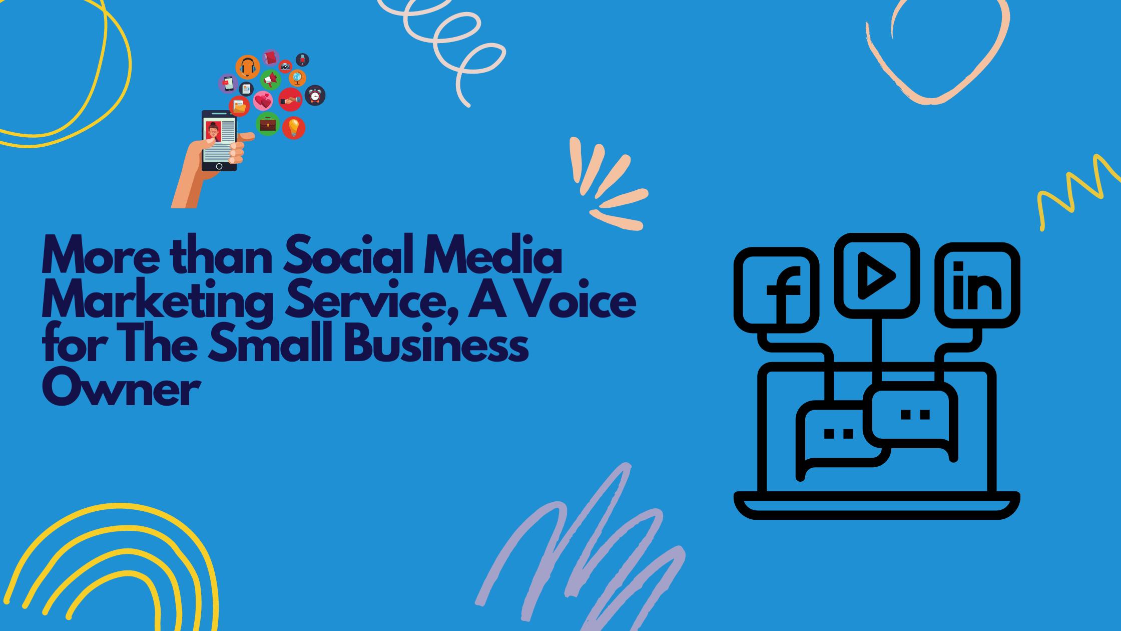 Top Social media marketing agency